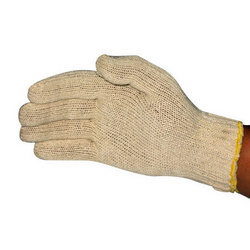 KNITED HAND GLOVES (SAFETY)